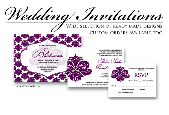 Wedding Invitations The Printer